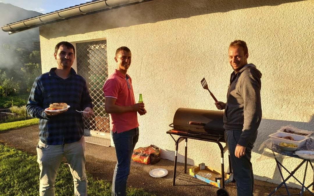 Barbecue du tournoi 2019