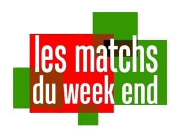 PROGRAMME INTERCLUBS de ce weekend